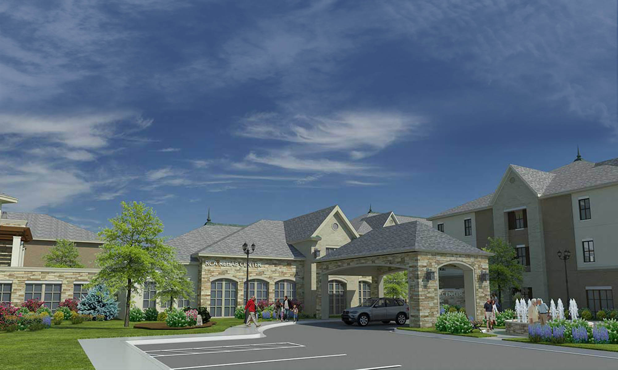 $270M Development, The Farms at Bailey Station, is Underway in Collierville