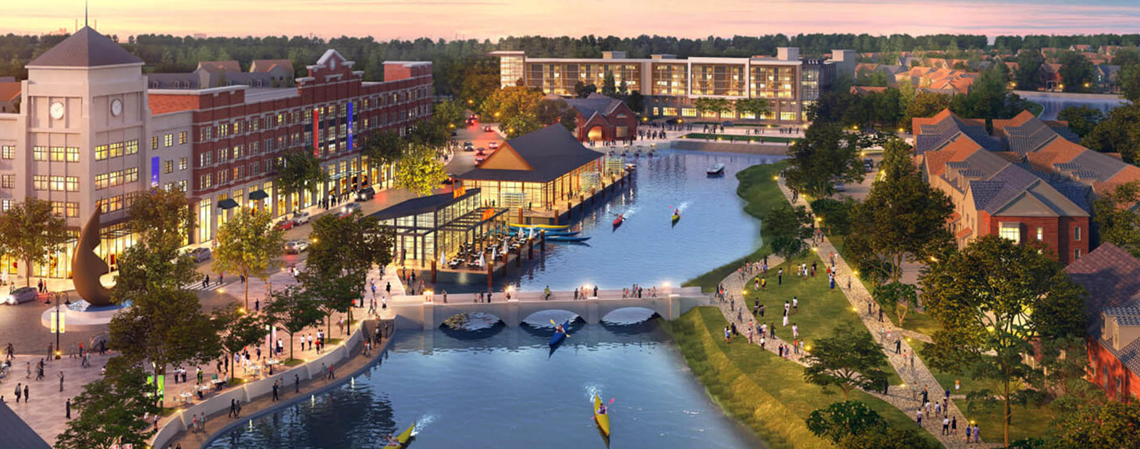 Lakeland Lake District to Feature Townhomes