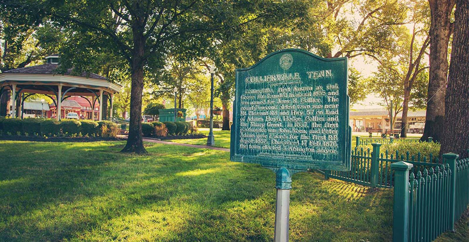 Collierville Celebrates 150 Years of Growth