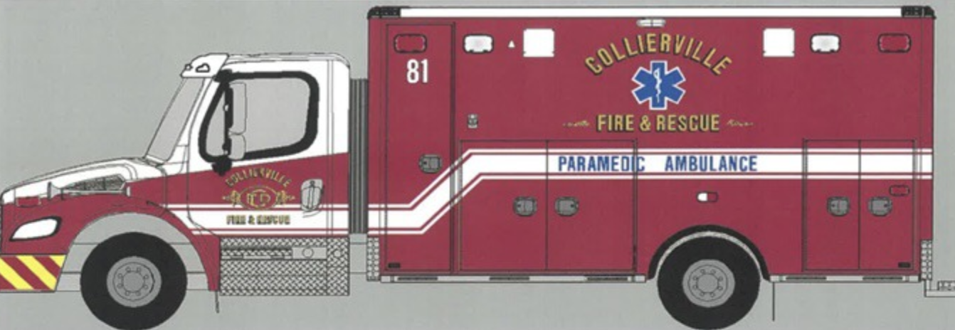 Collierville 'historic' moves expand fire, ambulance service